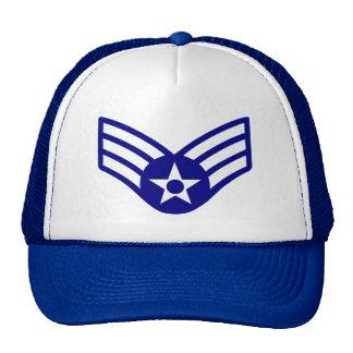Air Force SrA rank Hat