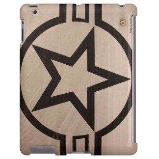 Air Force Star iPad Case