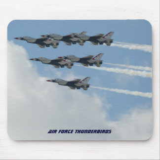 Air Force Thunderbirds Mouse Mat