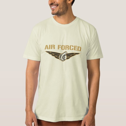 Air Forced Turbo Men's T-Shirt