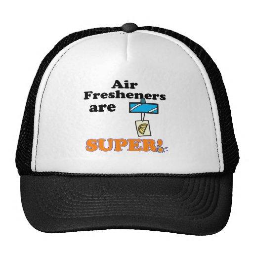 air fresheners are super cap