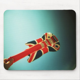 Air Guitar: Holga mousepad