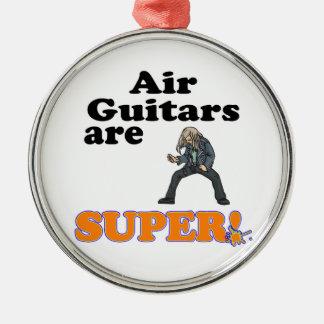 air guitars are super christmas ornament