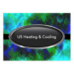 Air Heating And Cooling Pack Of Chubby Business Cards
