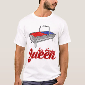 Air Hockey Queen T-Shirt