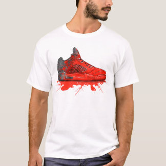 Air Jordan Retro 2016 apparel (Crimson Red) T-Shirt