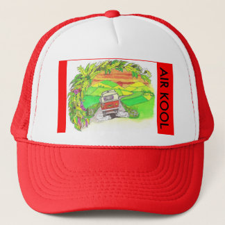 AIR KOOL TRUCKER HAT