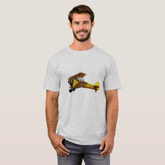 Air Mail Biplane T-Shirt