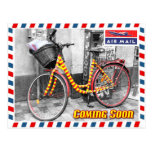 Air Mail Service Coming Soon . . . Postcard