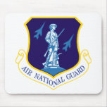 Air National Guard Insignia Mousepad