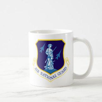 Air National Guard Insignia Coffee Mugs