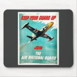 Air National Guard Mouse Pads