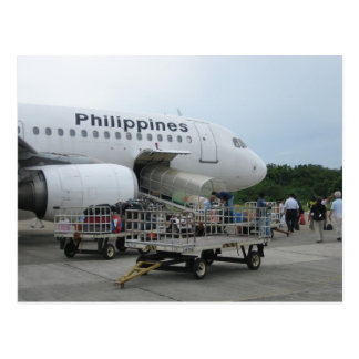 Air Philippines Postcard