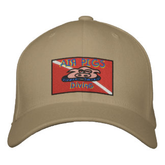 Air Pigs cap