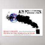 Air Pollution Print