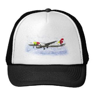 Air Portugal Airbus A319 Art Cap