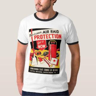 Air Raid Protection Tee Shirt