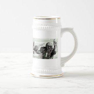 Air Raid Quarterback Mug