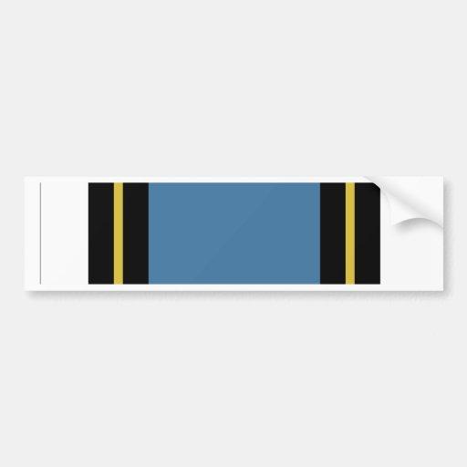 Air Reserve Forces Meritorious Service Ribbon Bumper Sticker