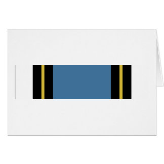 Air Reserve Forces Meritorious Service Ribbon Greeting Cards
