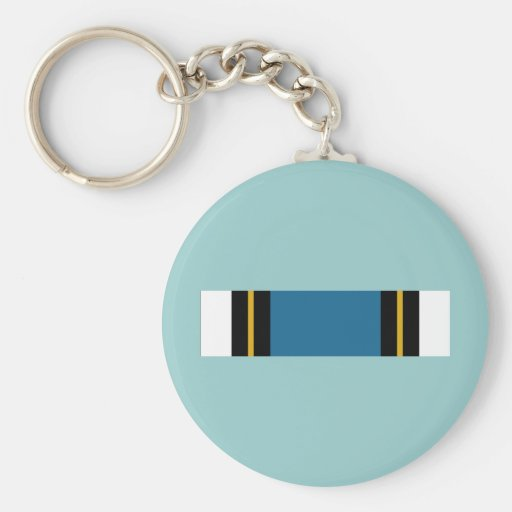 Air Reserve Forces Meritorious Service Ribbon Keychain