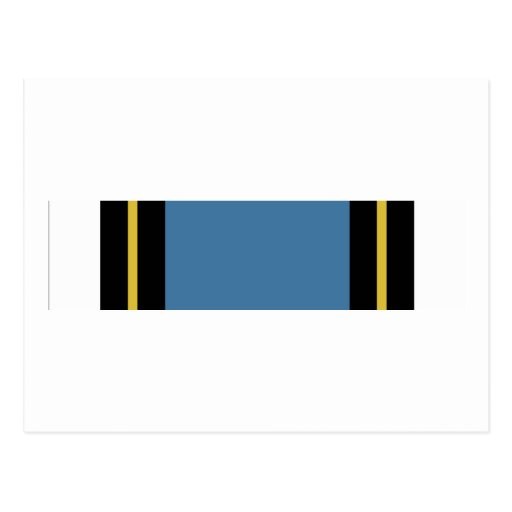 Air Reserve Forces Meritorious Service Ribbon Post Card