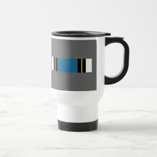 Air Reserve Forces Meritorious Service Ribbon Stainless Steel Travel Mug