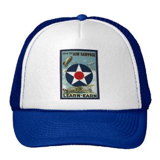 Air Service Cap