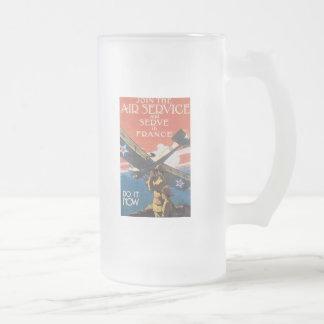 Air Service World War 2 Coffee Mugs