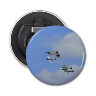 Air Show 9 Bottle Opener