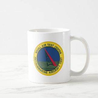 Air Test Center Antisubmarine Aircraft Basic White Mug