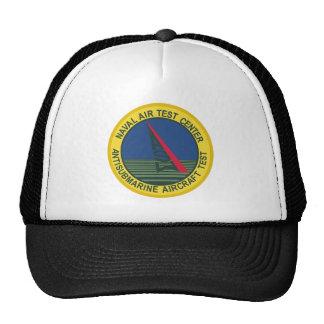 Air Test Center Antisubmarine Aircraft Cap