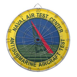 Air Test Center Antisubmarine Aircraft Dartboard