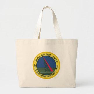 Air Test Center Antisubmarine Aircraft Jumbo Tote Bag