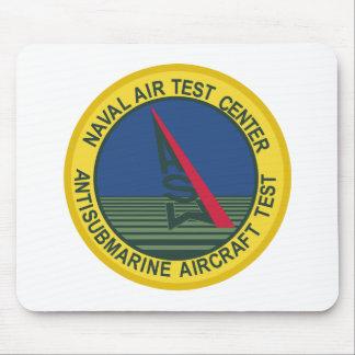 Air Test Center Antisubmarine Aircraft Mouse Pad