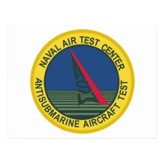 Air Test Center Antisubmarine Aircraft Postcard