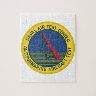 Air Test Center Antisubmarine Aircraft Puzzles