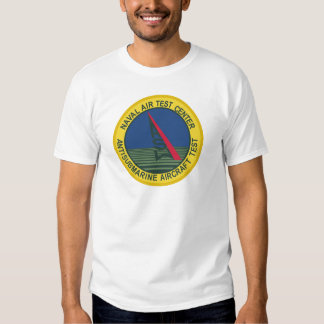 Air Test Center Antisubmarine Aircraft Shirt