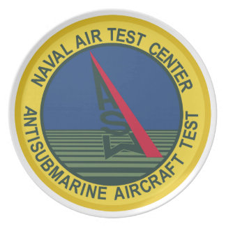 Air Test Centre Antisubmarine Aircraft Party Plate