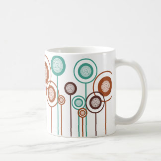 Air Traffic Control Daisies Coffee Mug