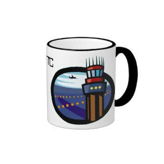 Air Traffic Control Ringer Mug