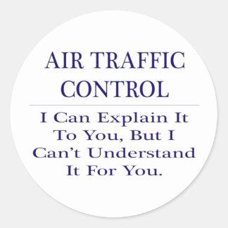 Air Traffic Controller .. Explain Not Understand Sticker