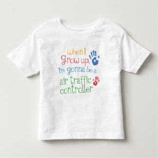 Air Traffic Controller (Future) Infant Baby T-Shir Toddler T-Shirt