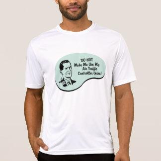 Air Traffic Controller Voice T Shirt