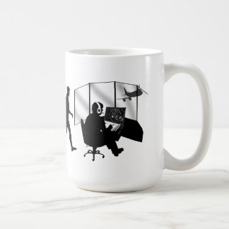 Air traffic controllers gifts tower control coffee mugs