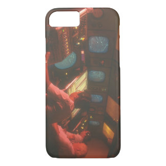 Air traffic controllers._Military Aircraft iPhone 7 Case