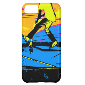 "Air Walking!""  High Flying Scooter iPhone 5C Case"