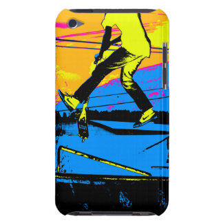 "Air Walking!""  High Flying Scooter iPod Touch Case"
