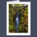 Aira Force, The Lake District Card