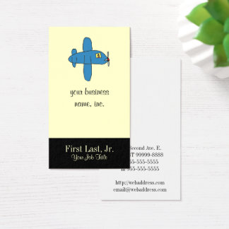 Airbeep Colorized Business Card